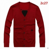 Givenchy Sweater Red Black