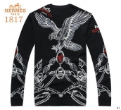 Hermes Sweater Black White