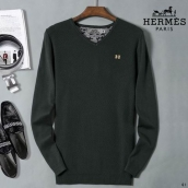 Hermes Sweater Dark Grey