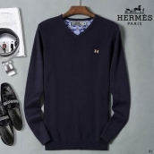 Hermes Sweater Navy Blue
