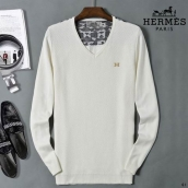 Hermes Sweater White