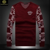 Versace Sweater Red