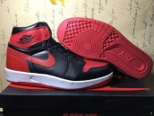 Air Jordan 1-5 AAA Black Red