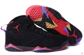 Perfect Air Jordan 7 US14 US15 US16 Black Red Purple