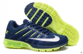 Air Max Excelle Rappe+4 Navy Blue Green White