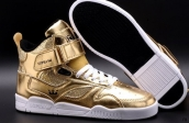 Supra Bleeker Women Golden White