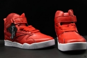 Supra Bleeker Red White