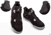 Air Jordan 4 AAA Denim Black White