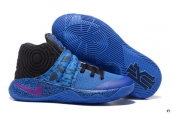 Nike Kyrie 2 Blue Black