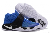 Nike Kyrie 2 Blue White Black