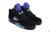 Air Jordan 5 AAA Size US 14 US 15 US16 Black Grape
