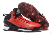Adidas Rose 6-0 Red Black White