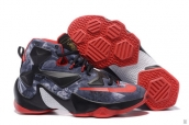 Nike Lebron 13 Women 25K Navy Blue Black Red