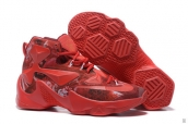 Nike Lebron 13 Women 25K Red