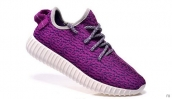 Adidas Yeezy 350 Boost Women Purple White