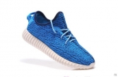 Adidas Yeezy 350 Boost Women Blue White