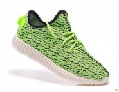 Adidas Yeezy 350 Boost Women Green White
