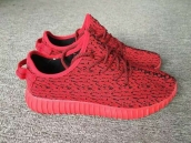 Adidas Yeezy 350 Boost Women Red