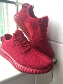 Adidas Yeezy 350 Boost Women Wine Red
