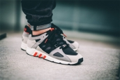 Adidas ZX10000 Grey Black Red