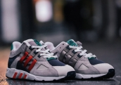Adidas ZX10000 Grey Red Green