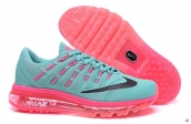 Air Max 2016 Women Jade Pink Black