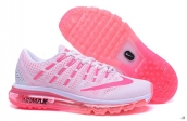 Air Max 2016 Women White Pink