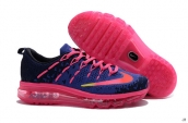 Air Max 2016+ AAA Women Blue Black Pink