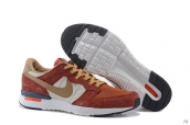 Nike Internationalist Leather Low Brown Red White