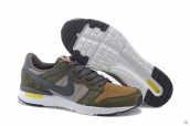 Nike Internationalist Leather Low Army Grey White