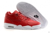 Air Flight 89 Leather Red White Sale