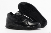 Air Flight 89 Leather Black
