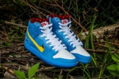 Nike Dunk High Nilgai Blue Yellow White