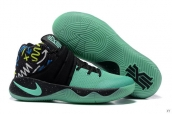 Nike Kyrie 2 Mint Green Black Glow In Dark