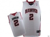 NBA Atlanta Hawks Jersey Johnson 2 -008