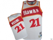 NBA Atlanta Hawks Jersey Wilkins 21 -006