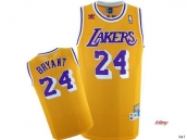 NBA Los Angeles Lakers Jersey Bryant 24 -010