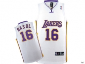 NBA Los Angeles Lakers Jersey Gas 16 -002