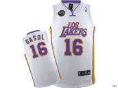 NBA Los Angeles Lakers Jersey Gas 16 -003