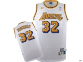 NBA Los Angeles Lakers Jersey Johnson 32 -003