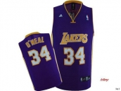 NBA Los Angeles Lakers Jersey ONeal 34 -004