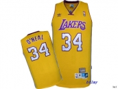 NBA Los Angeles Lakers Jersey ONeal 34 -005