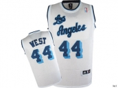 NBA Los Angeles Lakers Jersey West 44