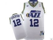 NBA Utah Jazz Jersey Stockton 12 -014