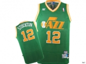 NBA Utah Jazz Jersey Stockton 12 -015