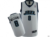 NBA Utah Jazz Jersey Williams 8