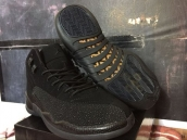 Perfect Air Jordan 12 OVO Black 180