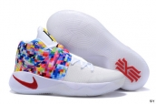 Nike Kyrie 2 White Red