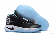 Nike Kyrie 2 Black White Green