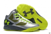 UA Clutch Fit Drive II Grey Fluorescent Green